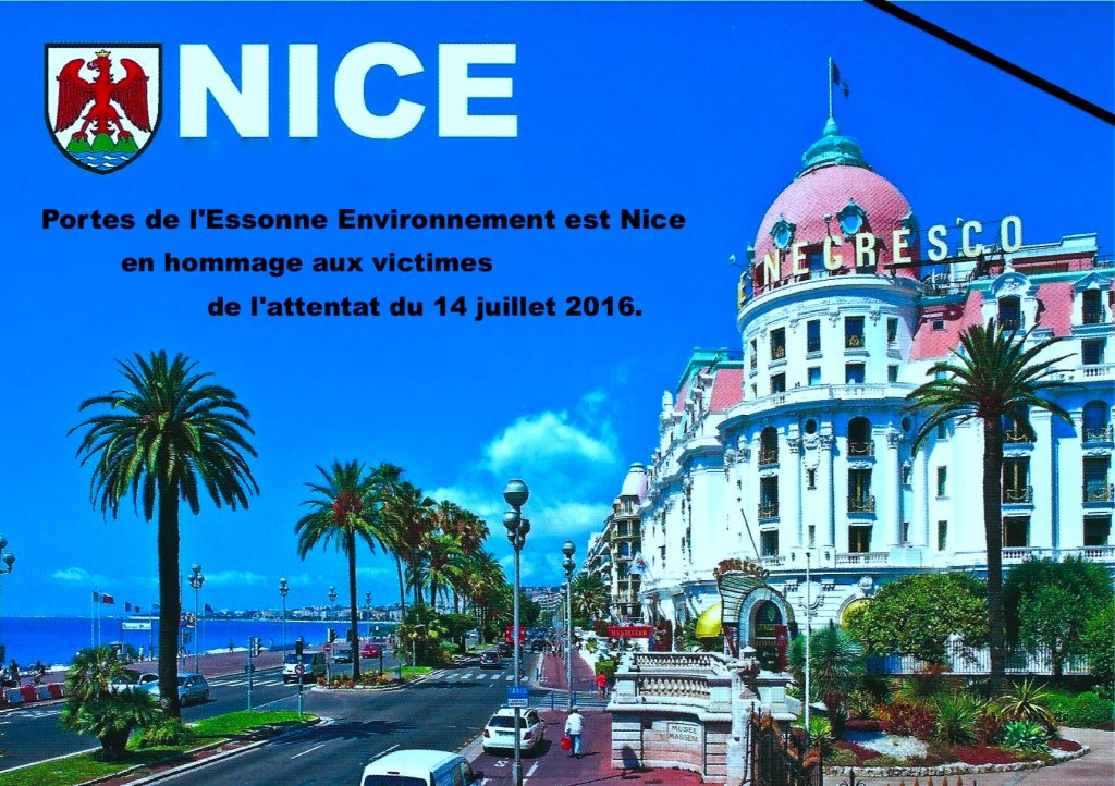 ATTENTAT NICE 14 juillet 2016 - CP A