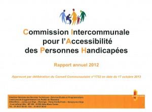 CALPE CIAPH rapport 2012