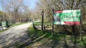 Parc Duparchy, Viry-Châtillon.