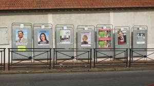 Panneaux elect mun