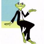 grenouille SIAHVY