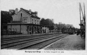 Gare 1904