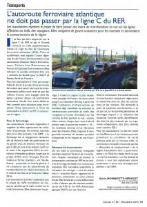 2014-11 LIAISON Article ENE sur AFA