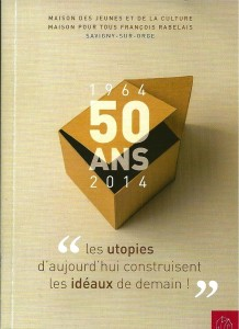 MJC LIVRET 50A 2014