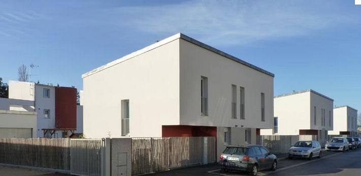 Logements avenue Jean Marsaudon