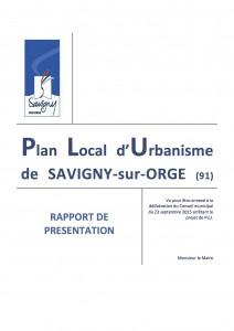 1. SSO CM 23-09-2015 PLU Rapport Presentation