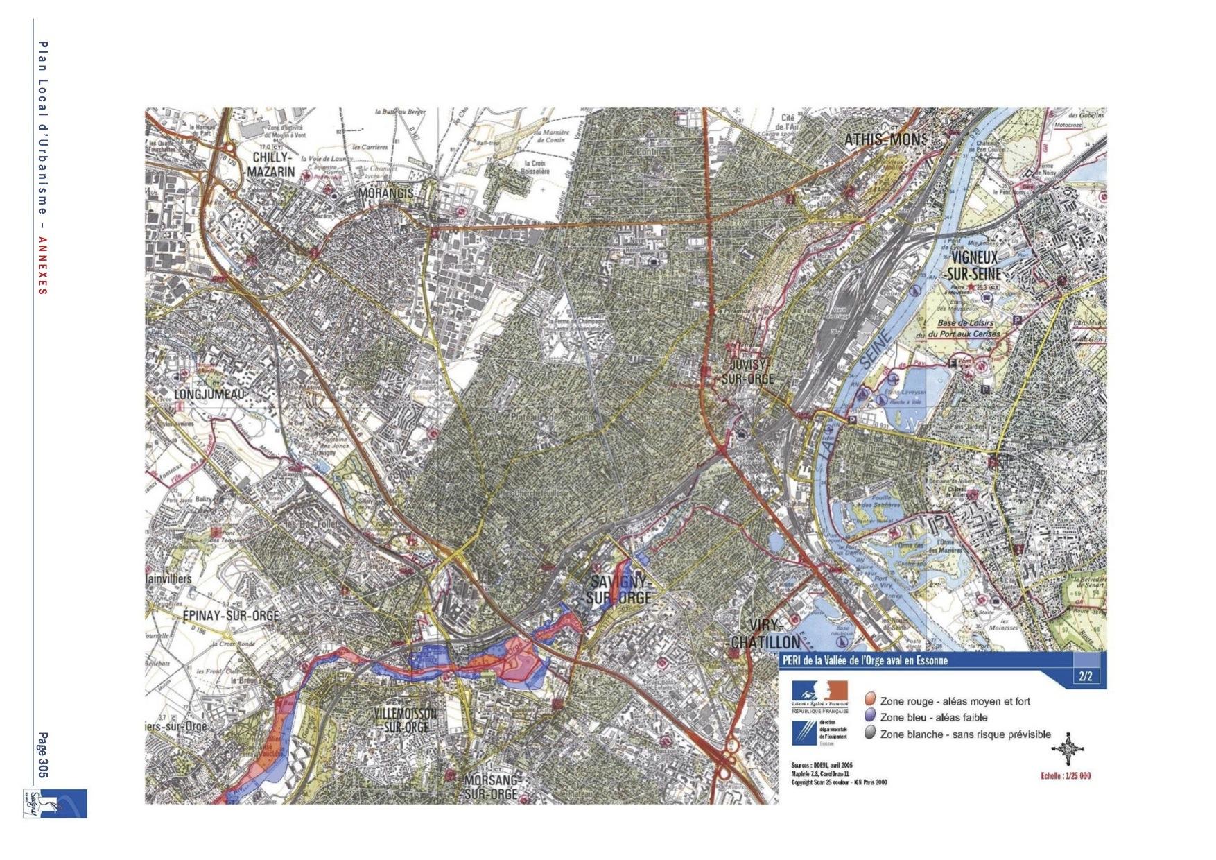 Les documents du projet de plan local d urbanisme plu de - Piscine de morsang sur orge ...