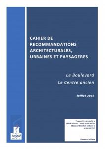 7. SSO CM 23-09-2015 PLU Cahier Recommandations