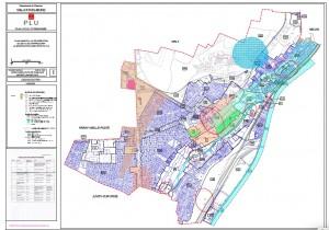 3. AM Plan servitudes 1 PLU 2013