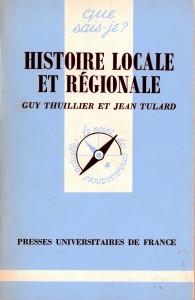 Histoire locale TULARD