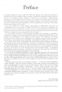 Livre CP SSO Preface
