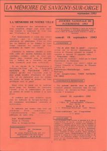 MSSO - Septembre 1993 p1