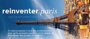 REINVENTER PARIS CE