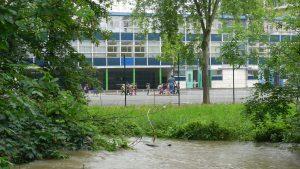 Inondation Ecole Kennedy