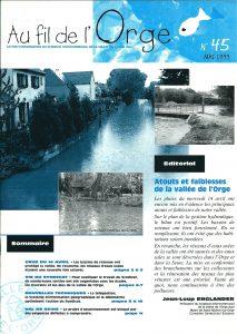 1. SIVOA Au fil de l Orge N45 Mai 1999 PERI