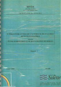 SILENE RAPPORT SSO 2002