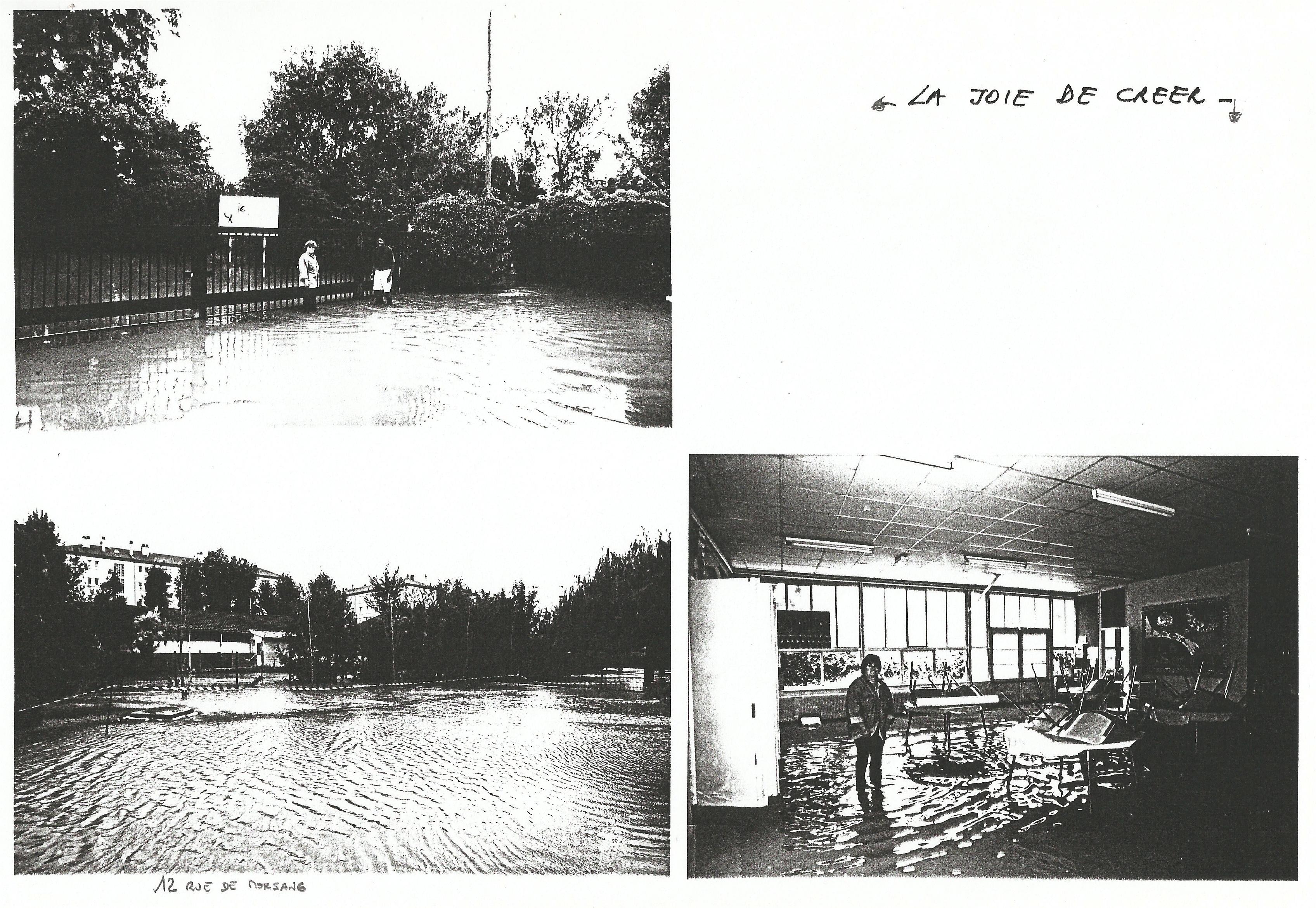 savigny sur orge histoire des inondations dans le secteur kennedy rossays des tudes. Black Bedroom Furniture Sets. Home Design Ideas
