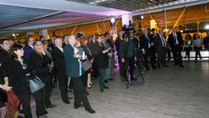 Premières Rencontres des acteurs économiques de l'Établissement public territorial Grand Orly Seine Bièvre, 2 février 2017, Centre de conférences de l'aéroport d'Orly. © Photographie BM/CAD pour PEE 2017.