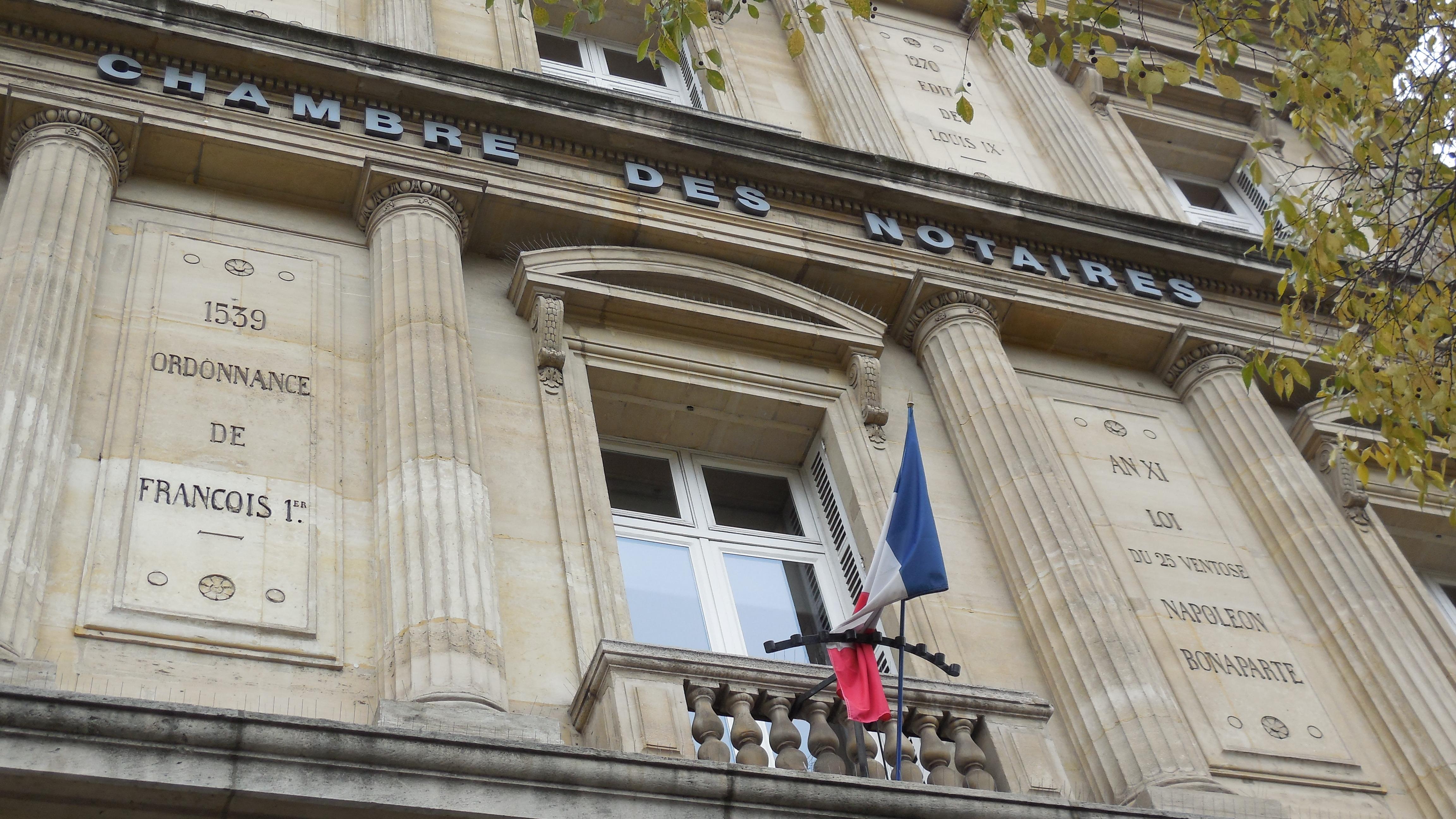 Calpe portes de l 39 essonne environnement for Chambre de notaire paris